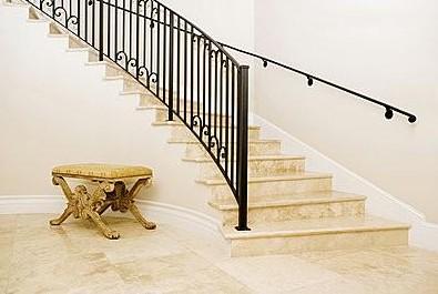 楼梯踏步饰面-上海装潢网