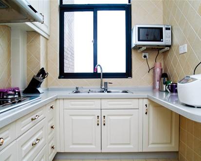 中国人适合怎样厨房装修高清图片