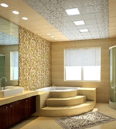 浴室安装集成吊顶要点
