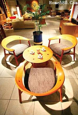 在木制家具界,全世界首推丹麦的家具设计最为经典