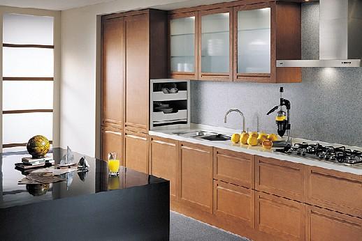 土灶台和厨房橱柜设计