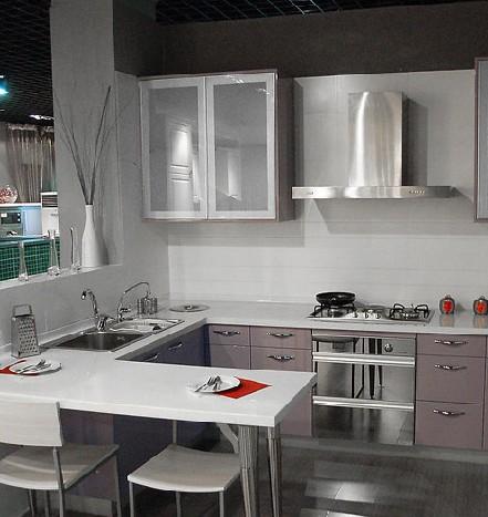 櫥柜設計巧布局-上海裝潢網