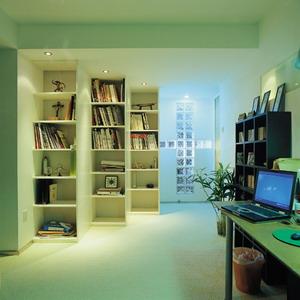 上海装潢网,装潢,装饰与装修 设计潮流 书房里的装饰艺术